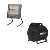 Portable Electric Space Heaters