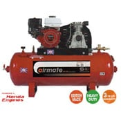Petrol Driven Industrial Air Compressors