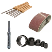 Woodworking Accessories and Comsumables