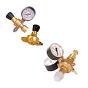 Gas Regulators, Content Gauges