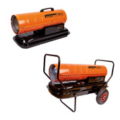 Portable Diesel / Paraffin Space Heaters