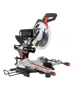 "Genuine SIP 12"" double bevel mitre saw with a powerful 2000w motor"