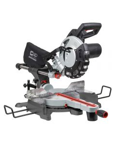 "SIP 10"" sliding compound mitre saw with laser"