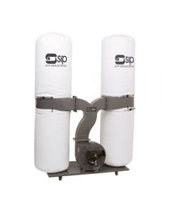 SIP 01956 3hp Dust Collector - 4 Bag