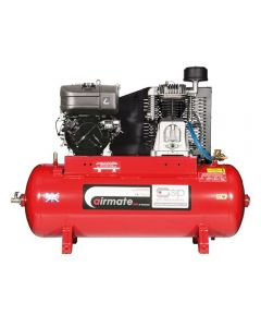 SIP 02029 Airmate Industrial Super 740/200DLE Diesel Comp E/Start