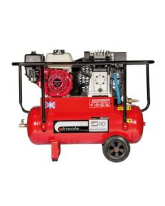 SIP Airmate industrial super ISH5.5 50 litre petrol air compressor with Honda engine