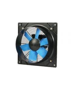 Genuine SIP 350mm external fan front view
