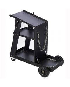 SIP three tier welding cart