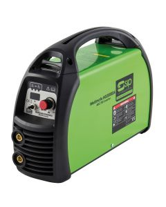 SIP 05715 Weldmate HG2000DA ARC/TIG Inverter Welder with thermal overload protection and voltage reduction device for added safety