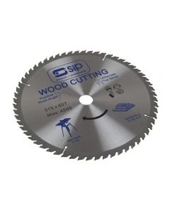SIP 06160 12in (315x30mm) TCT Circular Saw Blade, 60T+10deg (for 01350/01541/01446)