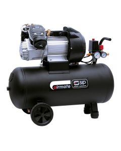 SIP 06242 Airmate TN 3/50-D oil lubricated air compressor 14CFM 230v (13amp) supply