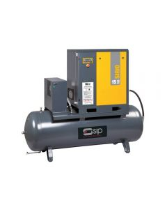 SIP Airmate Sirio 8-10-500ES Screw Compressor and Dryer