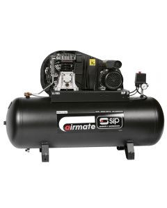 SIP Airmate TN3/150-SRB belt drive 13cfm air compressor  with 150 litre receiver