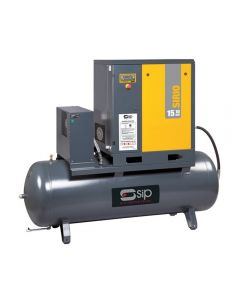 SIP Airmate Sirio 11-05-500ES Screw Compressor and Dryer