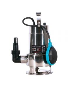 SIP SUB2020SS stainless steel dirty water submersible pump