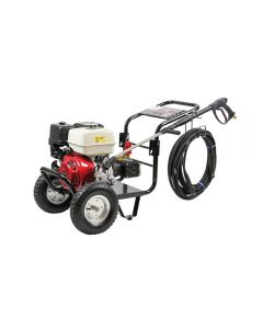 SIP Tempest PP960/280 276bar petrol pressure washer offers 960 litre/hour water flow rate
