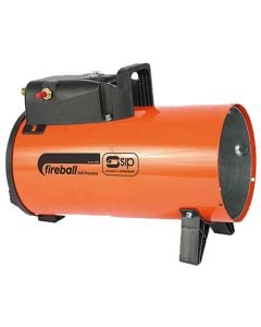 Genuine SIP fireball 365 propane gas space heater is light weight and offers excellent quality