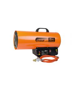 SIP Fireball 1706 propane gas space heater
