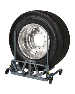 SIP 09871 Winntec SAFERGO Hydraulic Truck Wheel Dolly