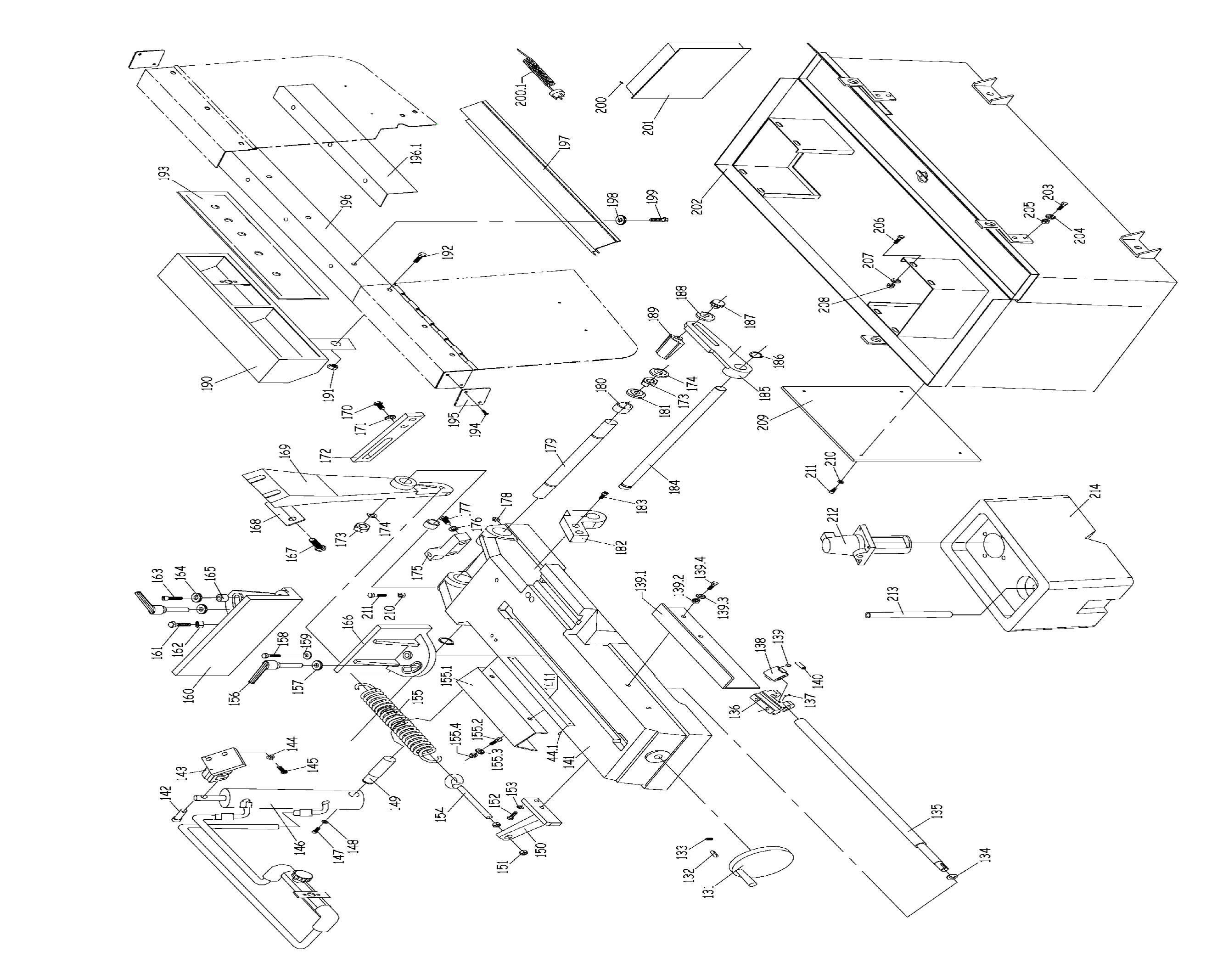 sip 01597 18 u0026quot  metal cutting bandsaw diagram