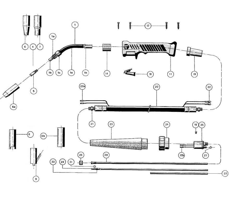 Welding Gun Diagram Not Lossing Wiring For Spot Welder Detailed Rh 16 4 Ocotillo Paysage Com Tig