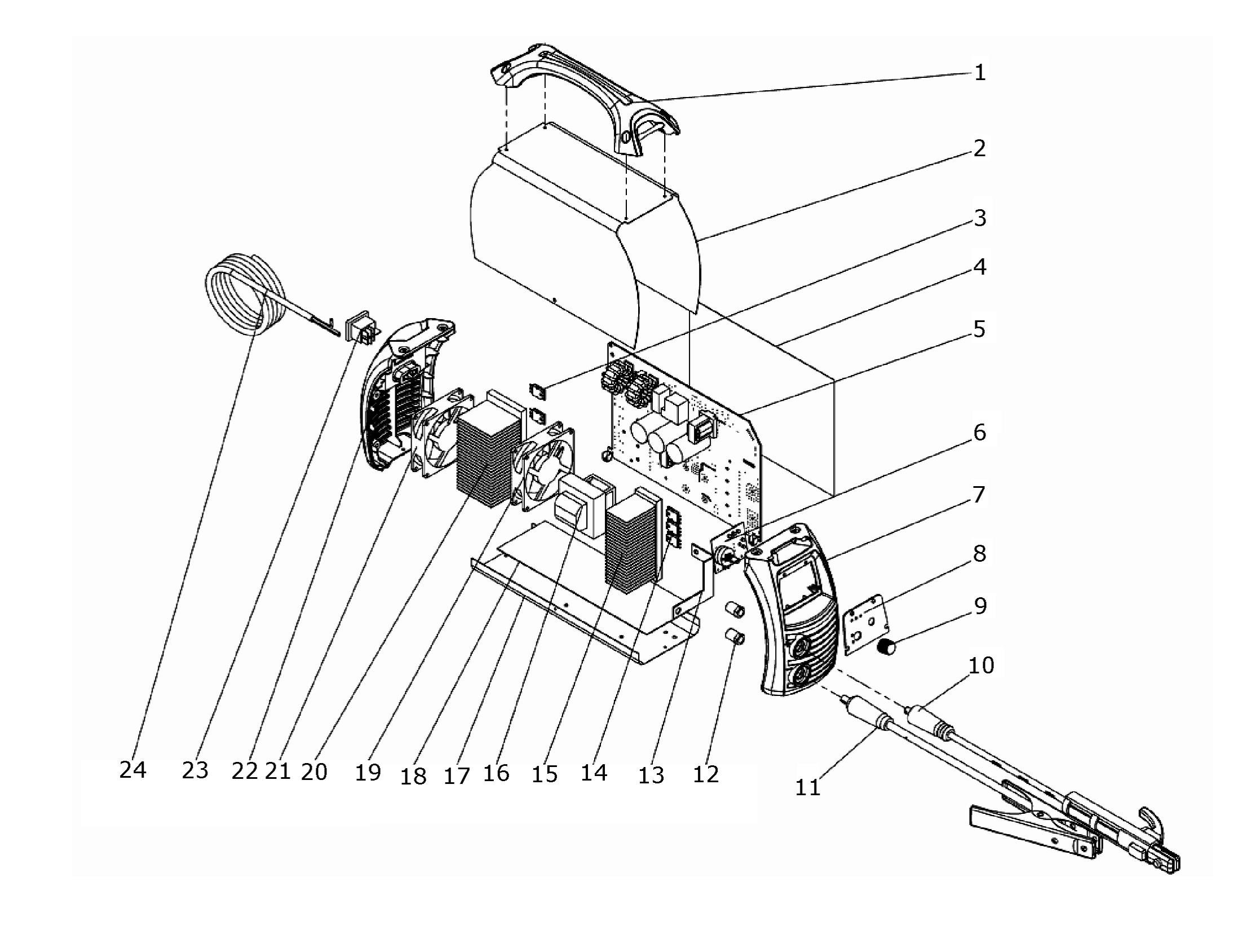 Lincoln Arc Welder Wiring Diagram Lincoln Tig Foot Control Wiring