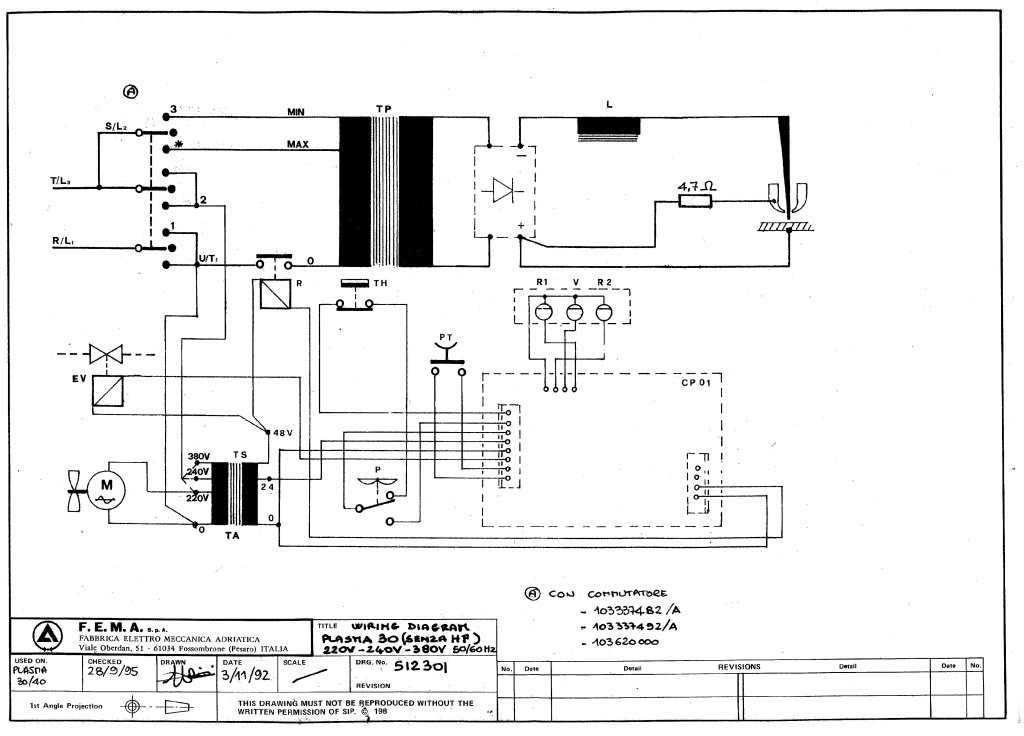 plasma cutter circuit diagram   29 wiring diagram images